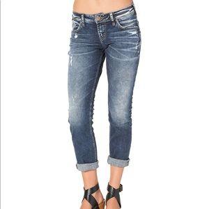 Silver Jeans SAM DARK WASH